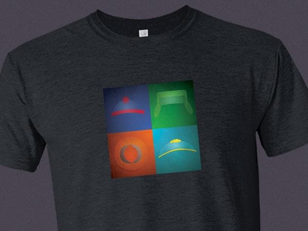 Ha adakozol a Next for Autism-nek, megnyerheted a pólót.