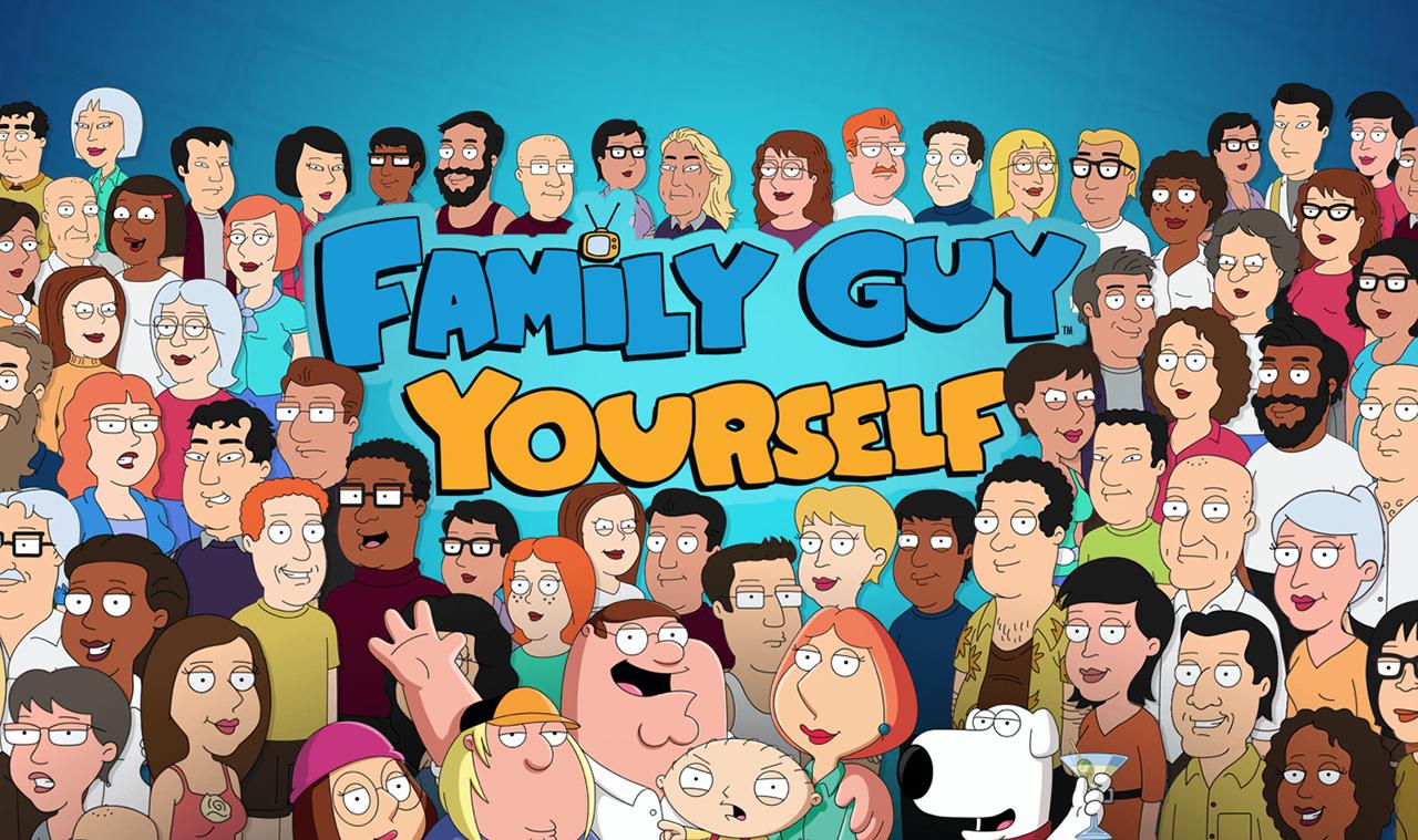 Family Guy: karakterkészítő