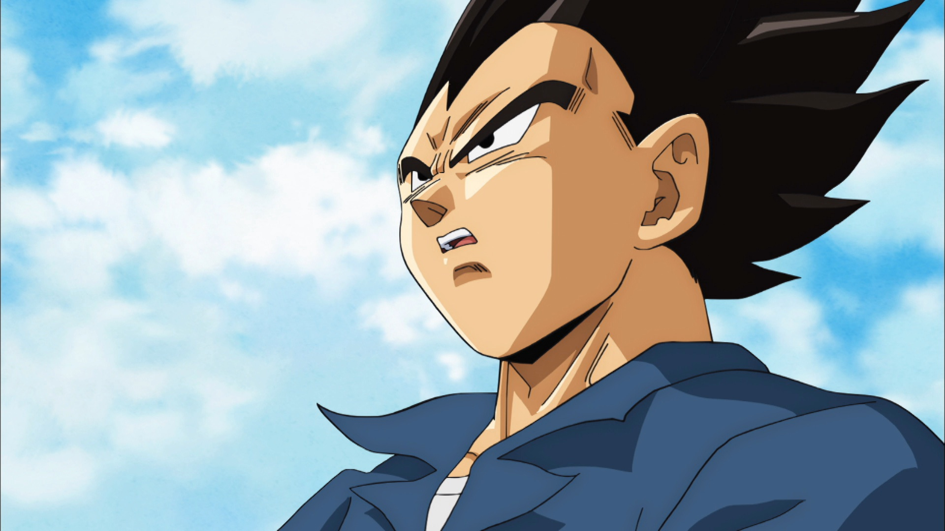 Vegeta, Dragon Ball Super