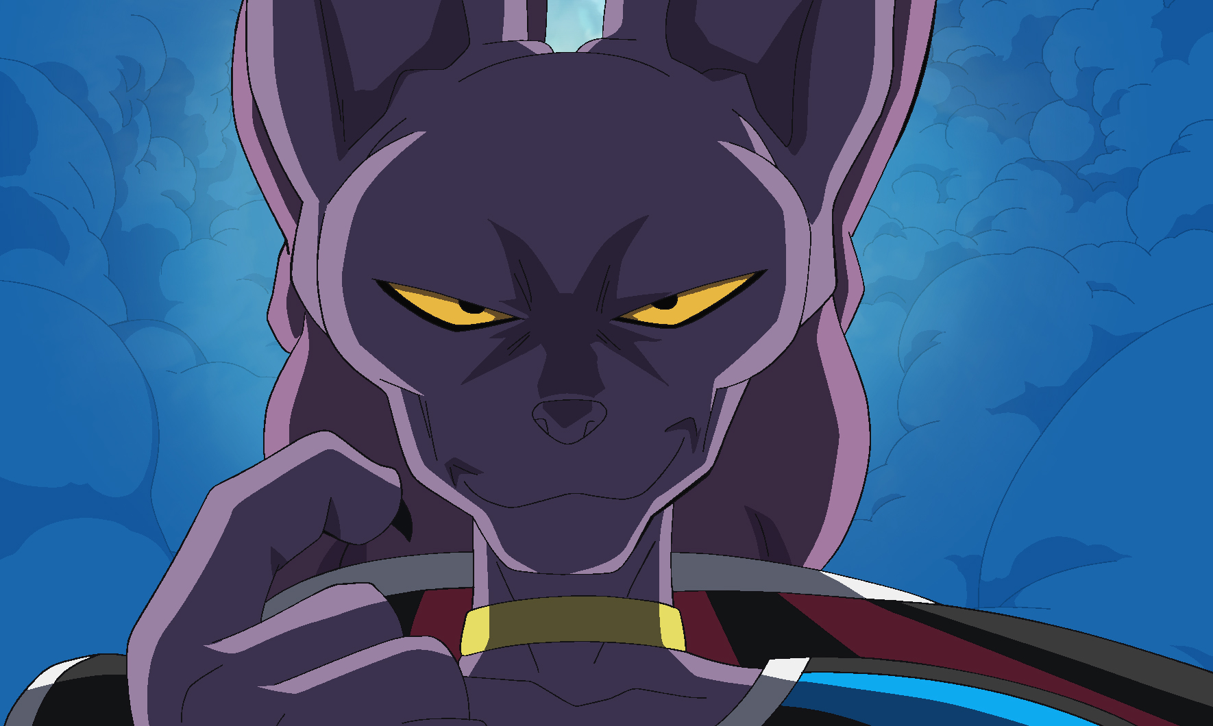 Beerus, Dragon Ball Super