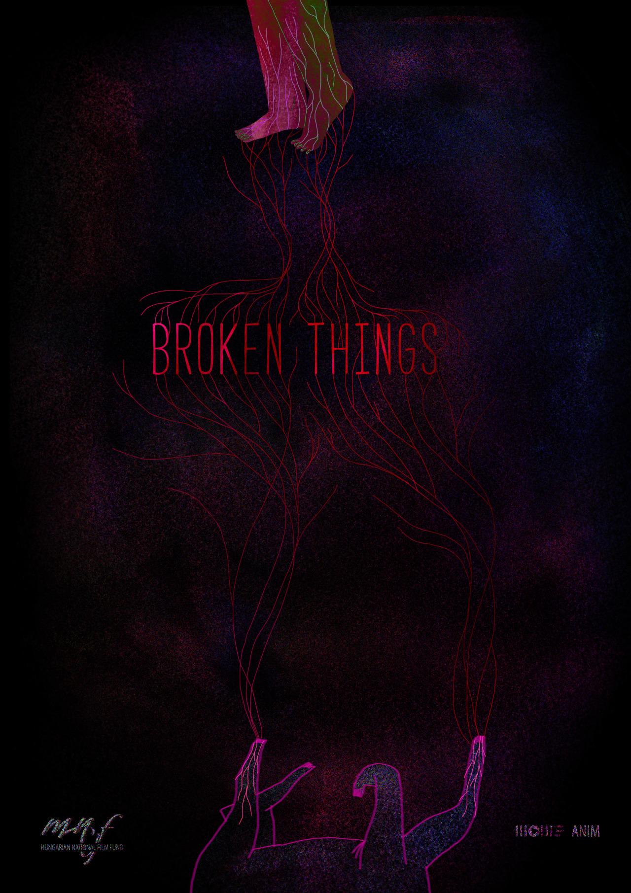 © Broken Things, Gyulai Anna