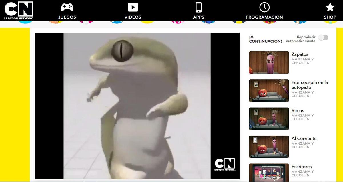 Cartoon Network hack