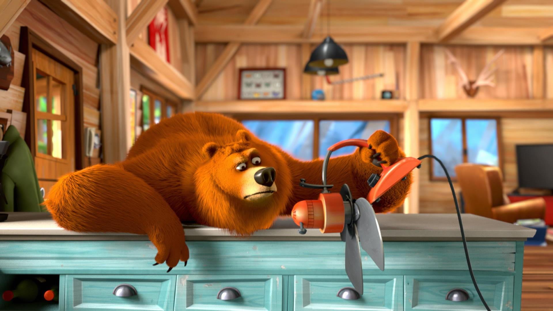 grizzy és a lemmingek